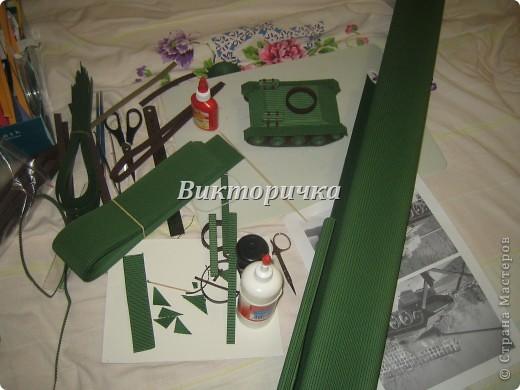 """Давно бродили мысли по созданию ещё одной игрушки для мальчишек ТАНКА. И тут получаю приглашение от Леночки Крошко на """"дегустацию"""" подобной работы. Вдохновившись новыми впечатлениями и собрав всю имеющуюся у меня информацию, приступила к проектированию и чертежам! Итог - Произвольное """"прочтение""""  танка Т-34. фото 6"""