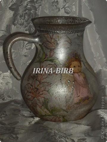 А эта вазочка в подарок племяннице на день рождения!!! фото 12