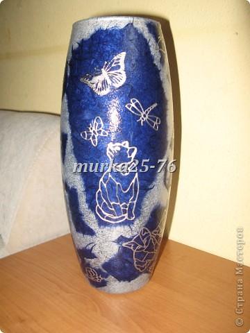 Новенькие вазочки)) фото 8