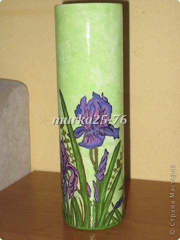 Новенькие вазочки)) фото 6