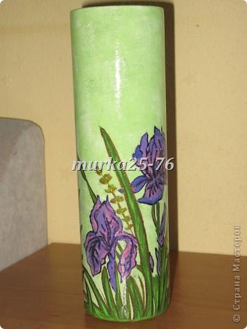 Новенькие вазочки)) фото 5