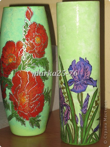 Новенькие вазочки)) фото 1