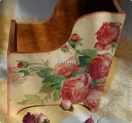 Ещё одна, такая .... скромная коробочка для специй...))) фото 4