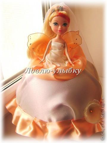 Еще одна моя невеста. Как же мне понравилось делать такие штучки!!!))) фото 1