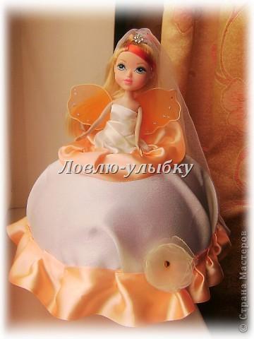 Еще одна моя невеста. Как же мне понравилось делать такие штучки!!!))) фото 2