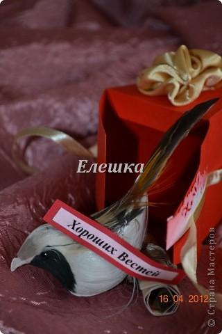 Вот такой радостный и разноцветный тортик родился у меня для подарка на ДР... Бывшая одноклассница  попросила, что-то не ординарное. Я излазила интернет и наткнулась вот на это творение http://vk.com/feed?section=photos&z=photo-38236220_282647777%2Ffeed1_29105029_1336846100 . ВДОХНОВИЛАСЬ, переработала идею и сотворила) 12 кусочков - 12 пожеланий... фото 5