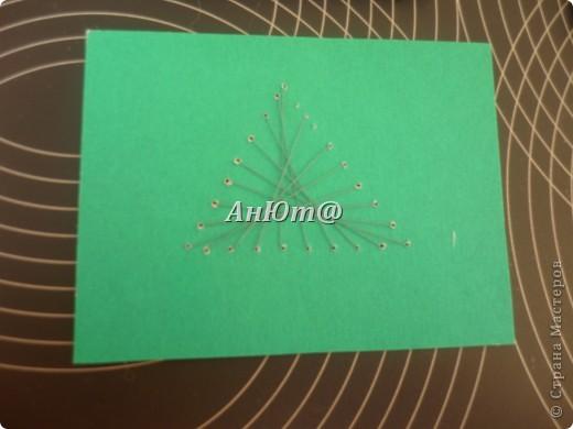 Мои первые АТС-карточки! Не судите строго! Сделала из подручных материалов!!! фото 5