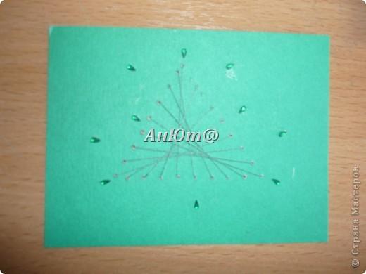 Мои первые АТС-карточки! Не судите строго! Сделала из подручных материалов!!! фото 11