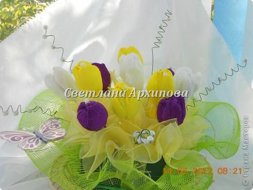 Подарок для подруги,она обожает тюльпаны! фото 2