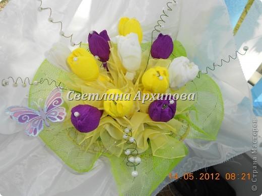 Подарок для подруги,она обожает тюльпаны! фото 3