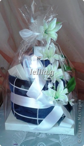 праздничная  упаковка  подарков     фото 4