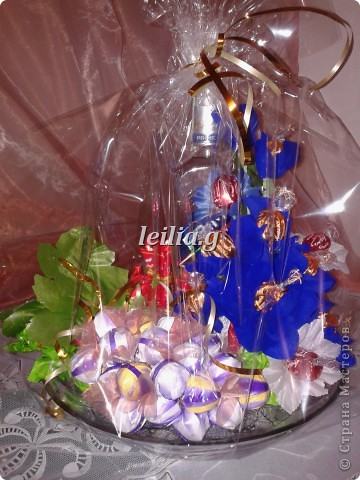 праздничная  упаковка  подарков     фото 8
