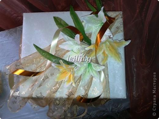 праздничная  упаковка  подарков     фото 6
