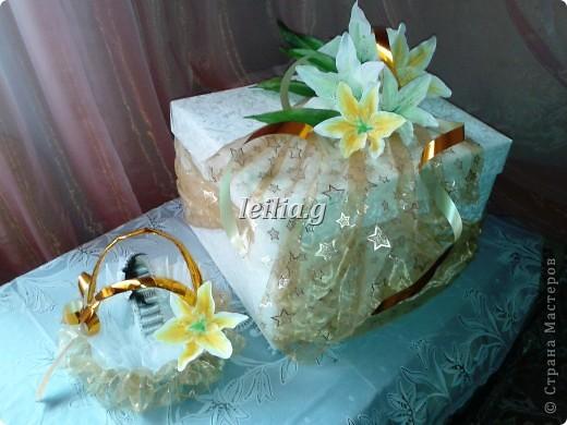 праздничная  упаковка  подарков     фото 5