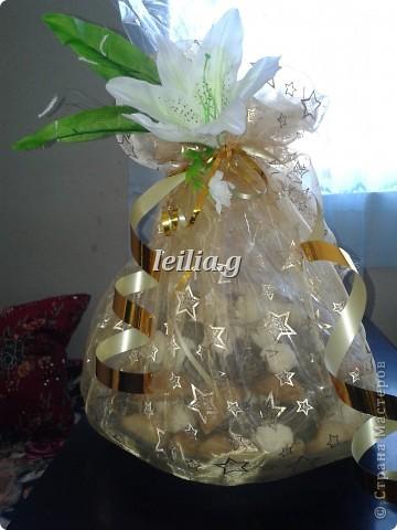 праздничная  упаковка  подарков     фото 11
