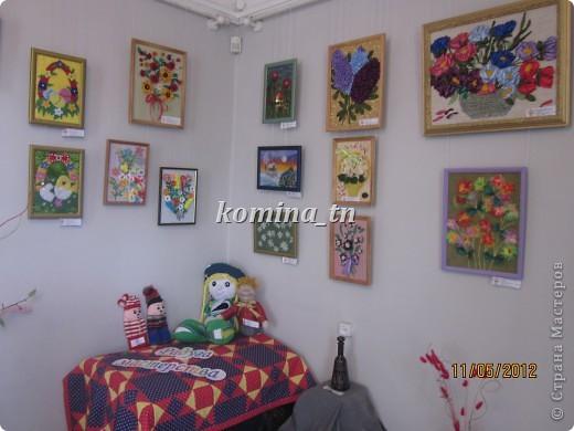 Идет бурная подготовка и отбор работ к выставке художественного творчества, которая проходит среди детских домов интернатов для умственно осталых детей. фото 4