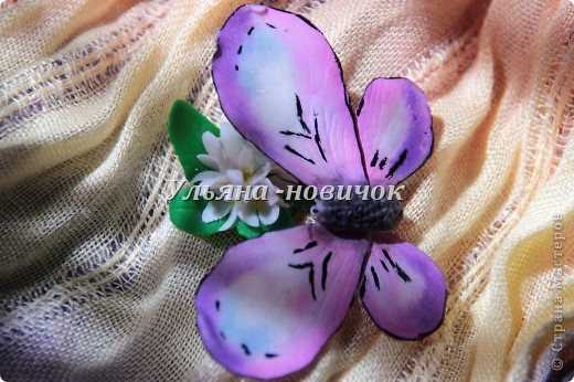не кидайтесь тапками, я опять с бабочками это вчерашняя)) по которой МК вчера выкладывала фото 8