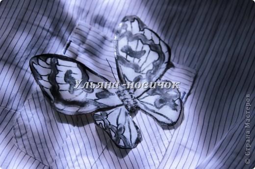 не кидайтесь тапками, я опять с бабочками это вчерашняя)) по которой МК вчера выкладывала фото 7
