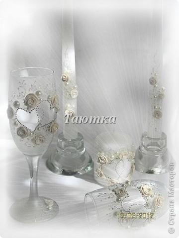 Свадебный набор в целом) фото 1