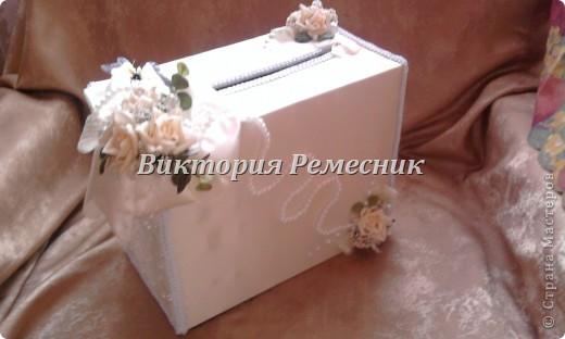 Коробка для денег фото 1
