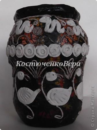 Вот и снова любимая техника Татьяны Сорокиной  http://stranamasterov.ru/user/151613 Техника захватила! Процесс идёт потихонечку. Может дефекты и заметны, но не останавливаюсь, набиваю руку. фото 4