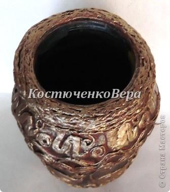 Вот и снова любимая техника Татьяны Сорокиной  http://stranamasterov.ru/user/151613 Техника захватила! Процесс идёт потихонечку. Может дефекты и заметны, но не останавливаюсь, набиваю руку. фото 3