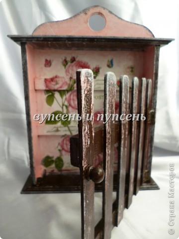 Наборчик: Ключница и декоративные тарелки фото 4
