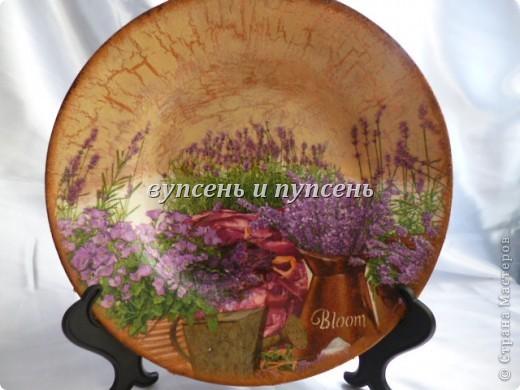 Наборчик: Ключница и декоративные тарелки фото 8