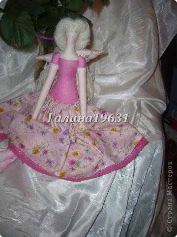 Куклы Шитьё Тильда Прицесса Нежная Гуашь фото 6