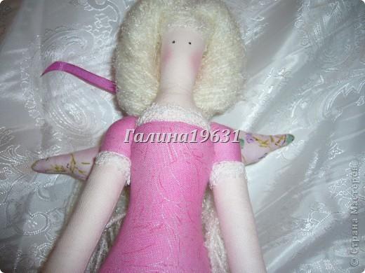 Куклы Шитьё Тильда Прицесса Нежная Гуашь фото 1