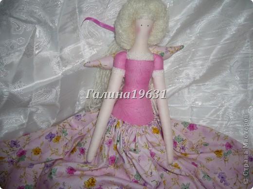 Куклы Шитьё Тильда Прицесса Нежная Гуашь фото 10