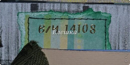 Вот и такое бывает, не успела я закинуть фотографии прошлого дембельского альбома http://stranamasterov.ru/node/359342 , как поступил заказ на новый! На этот раз космические войска, ну что ж жду Ваших отзывов и критики! фото 12