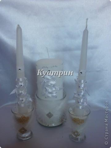 Свадебные наборы. фото 10