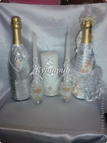 Свадебные наборы. фото 9