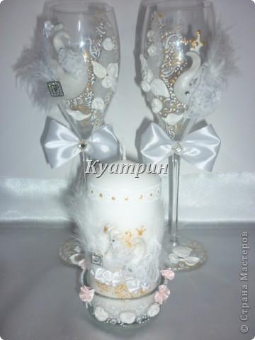 Свадебные наборы. фото 1