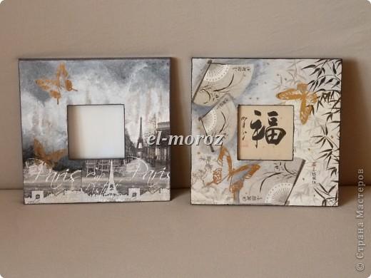 """Иероглиф """"Удача"""", всё то же зеркало из Икеи фото 2"""