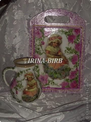 А эта вазочка в подарок племяннице на день рождения!!! фото 30