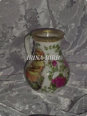 А эта вазочка в подарок племяннице на день рождения!!! фото 32