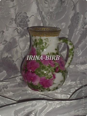 А эта вазочка в подарок племяннице на день рождения!!! фото 33