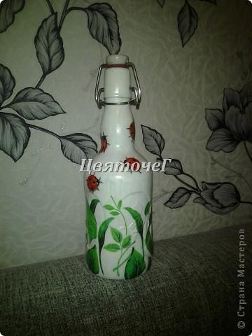 Мои бутылки фото 3