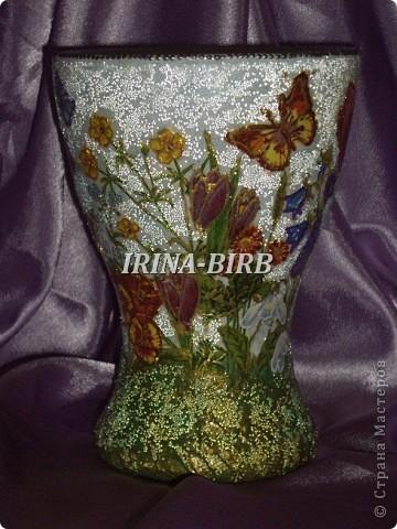 А эта вазочка в подарок племяннице на день рождения!!! фото 43