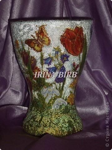 А эта вазочка в подарок племяннице на день рождения!!! фото 44