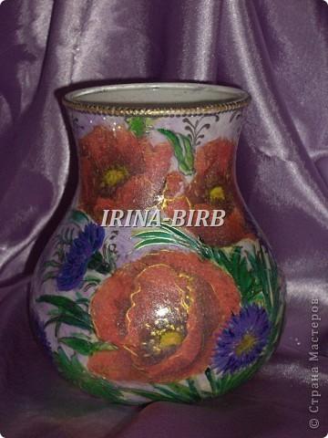 А эта вазочка в подарок племяннице на день рождения!!! фото 47