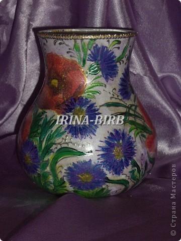 А эта вазочка в подарок племяннице на день рождения!!! фото 48