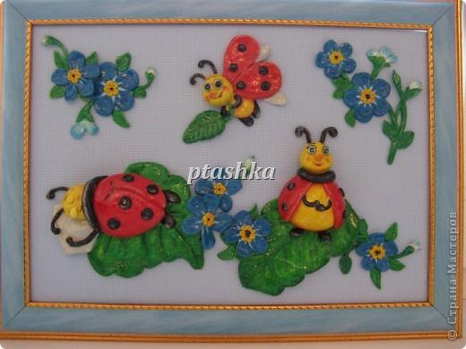 Идею взяла опять с рисунка вафельного кухонного полотенца )))