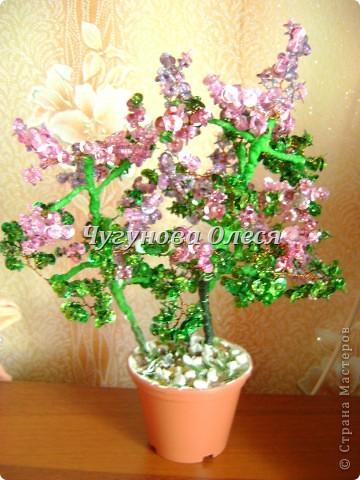 """Дерево на счастье """"Сирень"""" фото 1"""
