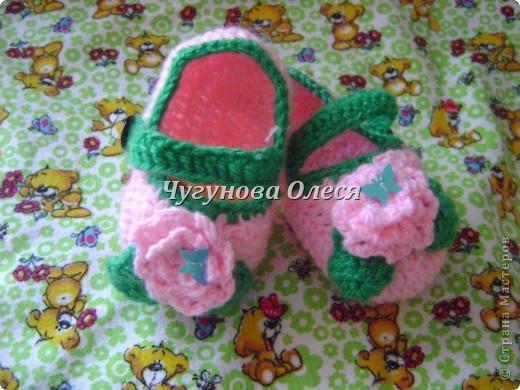 Туфельки для моей принцессы. фото 2