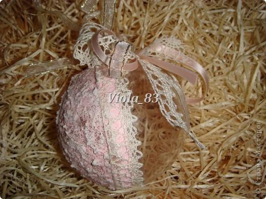 Новогодние шарики-готовимся к Новому году заранее:) фото 2
