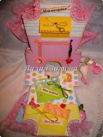 Мой новенький альбом для малышки)Добро пожаловать посмотреть)) фото 21