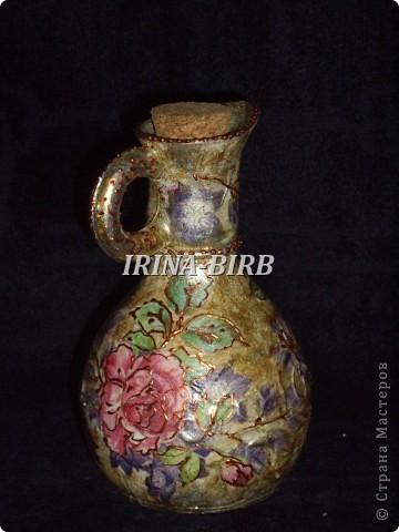 А эта вазочка в подарок племяннице на день рождения!!! фото 52